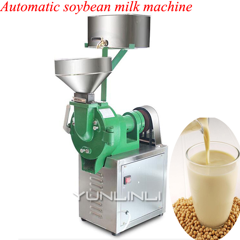 Stainless Steel Automatic Refiner 220V 750W Soybean Processing And Grinding Machine Equipment SZ-15Stainless Steel Automatic Refiner 220V 750W Soybean Processing And Grinding Machine Equipment SZ-15