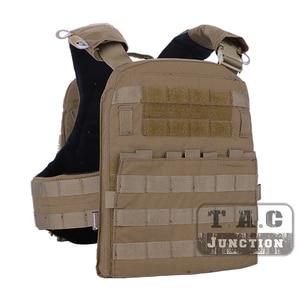Image 4 - Emerson chaleco táctico AVS versión pesada, militar, Hunting, protector, EmersonGear, portador de placa de armadura corporal