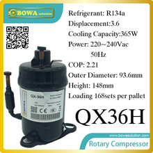 Hermetic-Compressor R134a Dehumidifier-Machine Portable Cooling-Capacity And 365W