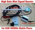 Pantalla LCD GSM 900 Mhz teléfono Celular de Refuerzo Repetidor Móvil de la Señal repetidor Amplificador 13 dBi 9 unidades Yagi Antena Yagi con Cable