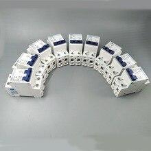 Американская классификация проводов 2р AC mcb TOB1-63 C Тип 230/400V~ 50 Гц/60 Гц Мини автомат защити цепи 6A 10A 16A 20A 25A 32A 40A 50A 63A