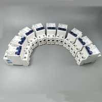 2P MCB de CA TOB1-63 tipo C 230/400V ~ 50 HZ/60 HZ Mini interruptor de circuito 6A 10A 16A 20A 25A 32A 40A 50A 63A