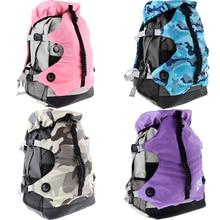 Роликовый рюкзак для коньков, роликовые коньки, обувь для катания на коньках, сумка для переноски, рюкзак для хранения коньков, спортивные сумки для мужчин и женщин