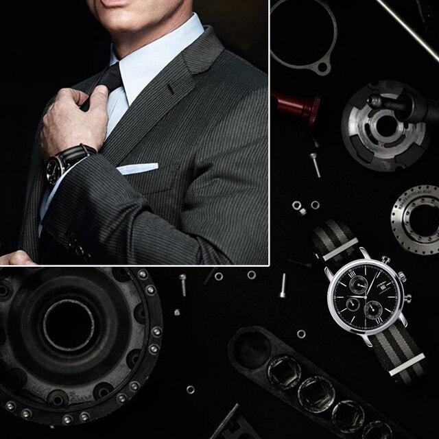 Bond 007 Luxe Quartz 5