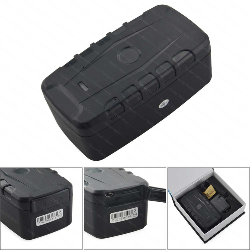 3G LK209C 20000mAh 240 Dias de Espera Ímã Ímãs Rastreador GPS Do Carro Do Veículo Rastreador GPS Localizador de Alarme de Queda de Choque À Prova D' Água free Web APP