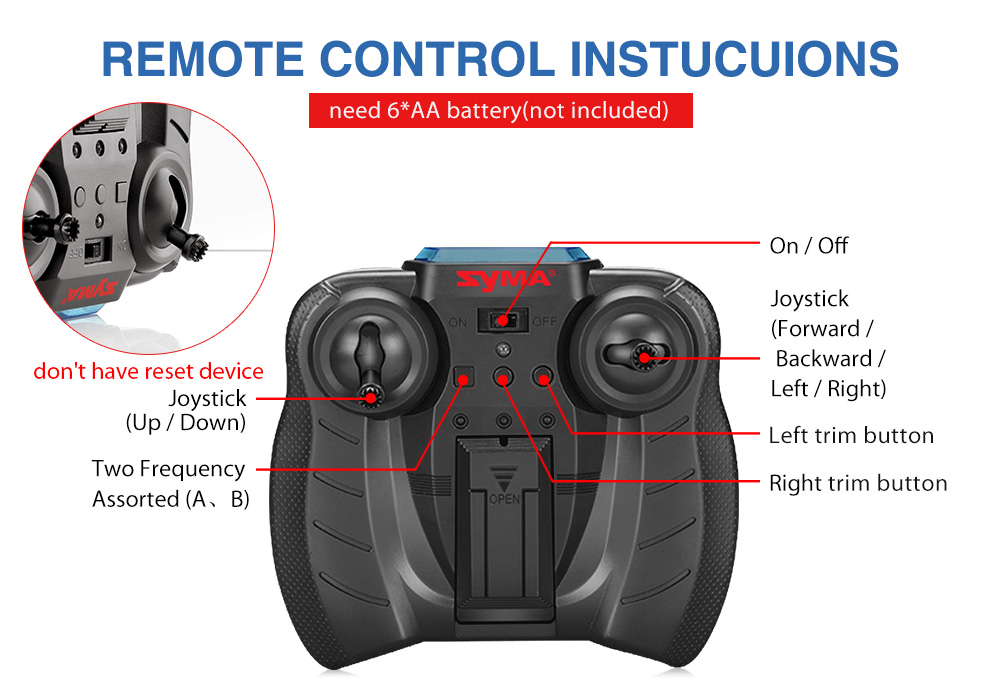 with Toy SYMA Toys 2