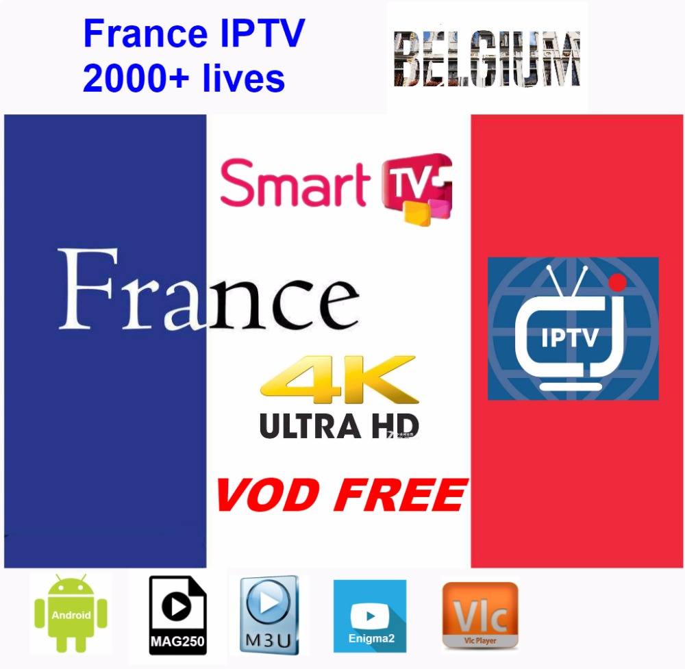 French IPTV Belgium IPTV Arabic IPTV SUPERIPTV Support Android m3u enigma2 mag250 TVIP 2000+Vod supported.