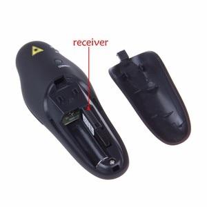 Image 3 - Telecomando PPT con penna puntatore Laser rosso, Controller presentatore Power Point 2.4G con ricevitore USB