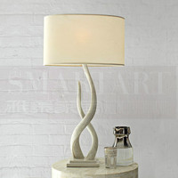 The classic antlers living room lamp bedroom study fashion sofa lamp promotional bag mail Home Furnishing preferred