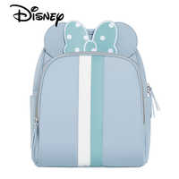 Disney Large Capacity  Waterproof baby Diaper Bags Oxford Insulation Bags Bottle Feeding Stroller Bag Mummy Travel Backpack