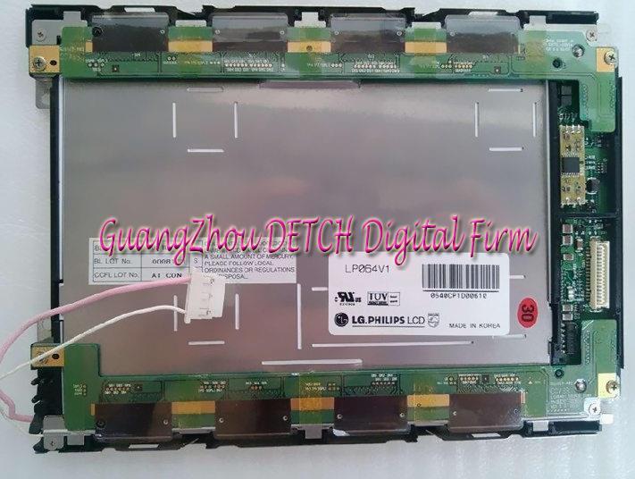 Industrial display LCD screen6.4-inch   LP064V1  LCD screen lc150x01 sl01 lc150x01 sl 01 lcd display screens