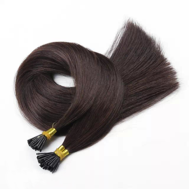 ZZHAIR 1g s 50s pack 16 22 100 Machine Made Remy Stick I Tip Human Hair