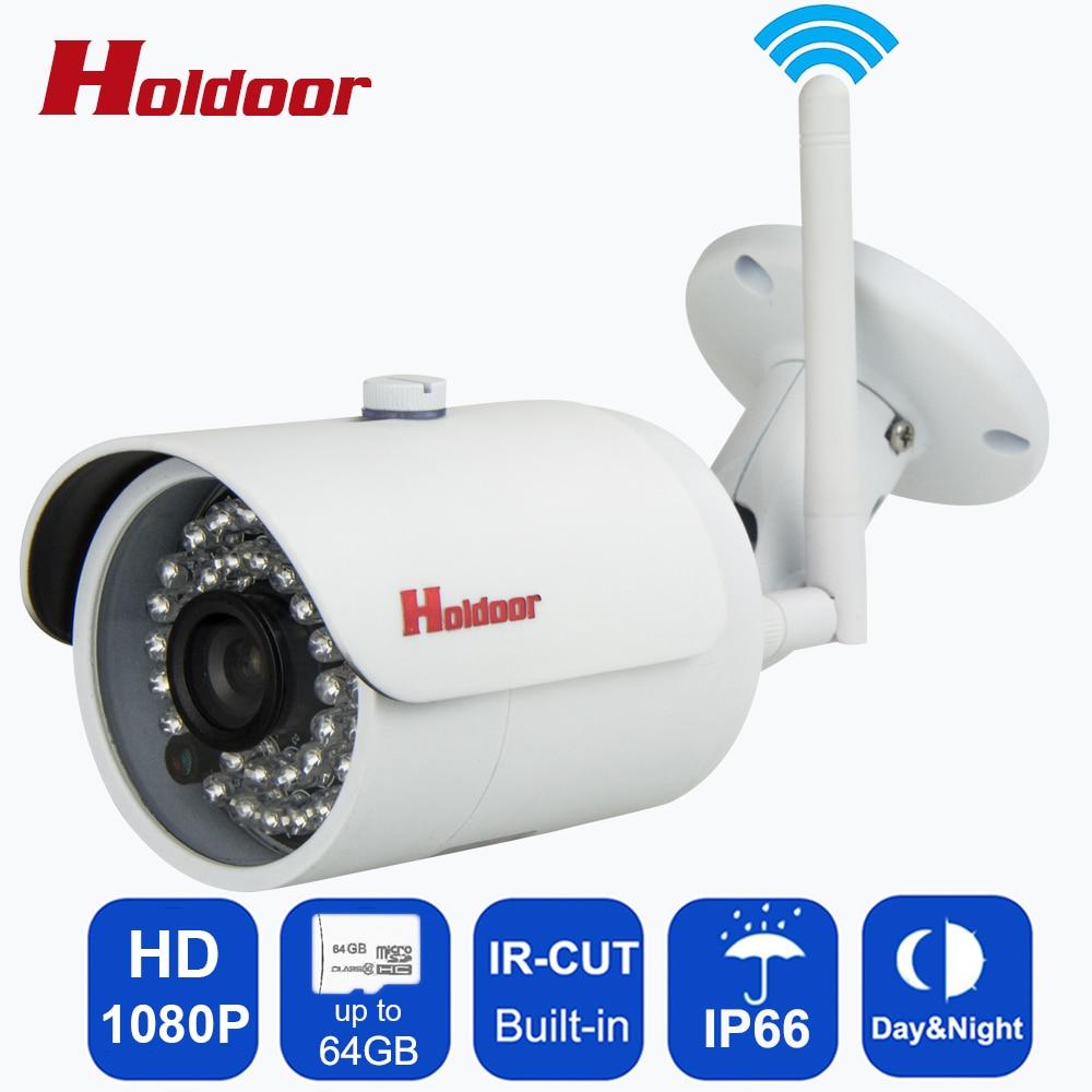 1080p hd outdoor ip camera wifi ip66 wireless ip cam network surveillance megapixels cmos sensor. Black Bedroom Furniture Sets. Home Design Ideas