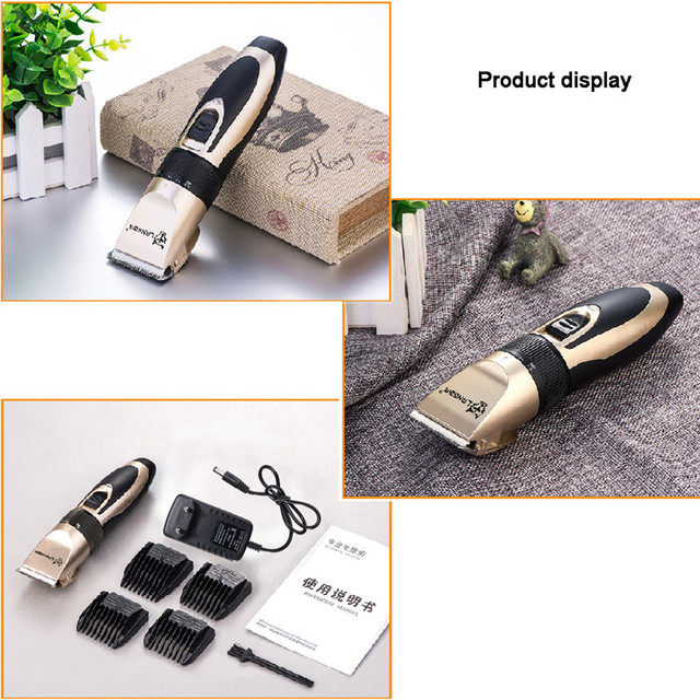 Electrical Pet Hair Trimmers