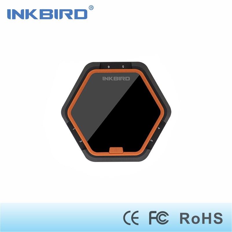Inkbird IBT-6X thermomètre Bluetooth numérique sans fil barbecue Grill four cuisson viande fumeur 2 sondes expédition de l'allemagne