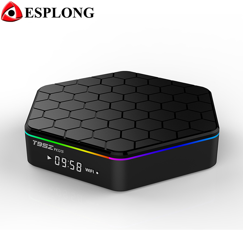 2016 New T95Z PLUS Android TV Box S912 Octa Core 2GB 16GB Smart TV Box Android