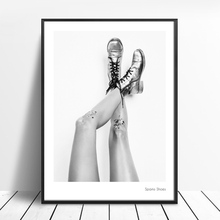 Sparks_shoes Posters And Prints Wall Art Canvas Painting Pictures For Living Room Nordic Decoration