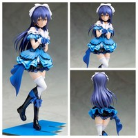 New Arrival Japan Anime Action Figure Love Live Birthday Project Sexy Girl Umi Sonoda PVC 20cm Model Collection Kids Gift Doll