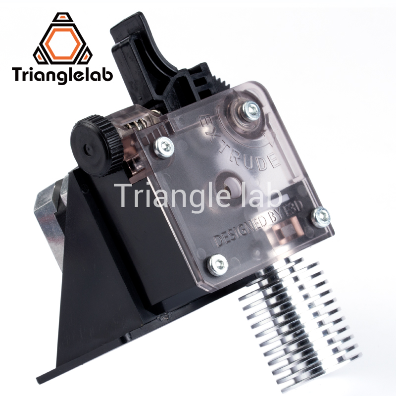 3D printer Trianglelab titan Extruder for 3D printer reprap MK8 J-head bowden free shipping Optional i3 mounting bracket