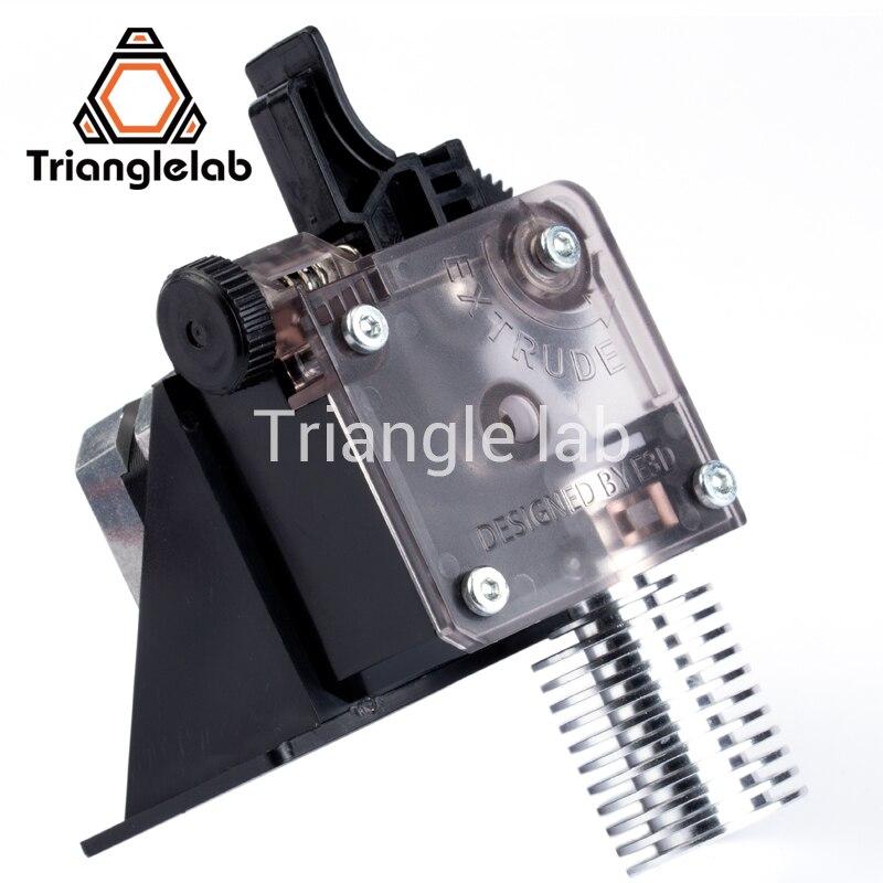Trianglelab 3D imprimante titan Extrudeuse pour 3D imprimante reprap MK8 J-tête bowden livraison gratuite en Option MK8 I3 de montage support