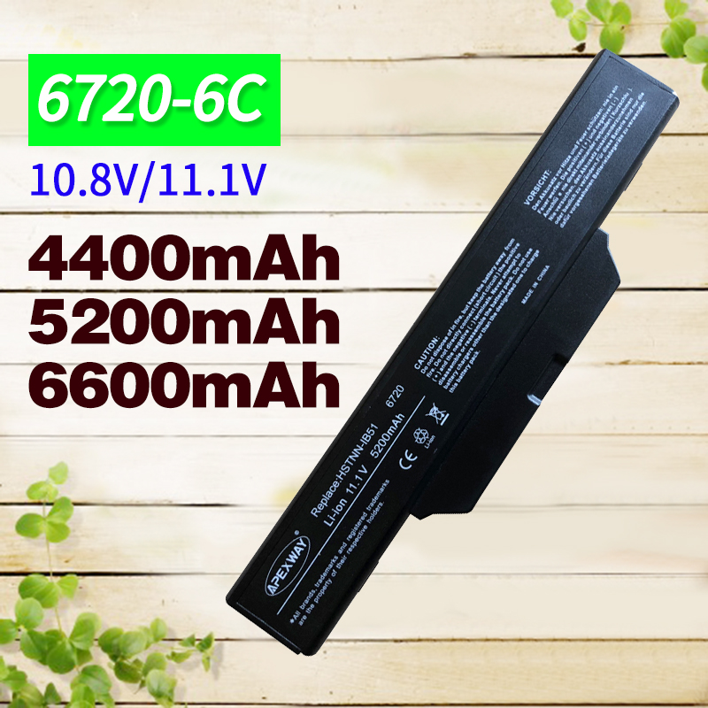 11.1V  battery for COMPAQ 510 511 610 615 for Hp 550 Business Notebook 6720s 6730s  6735s 6820s 6830s HSTNN-IB51 HSTNN-IB6211.1V  battery for COMPAQ 510 511 610 615 for Hp 550 Business Notebook 6720s 6730s  6735s 6820s 6830s HSTNN-IB51 HSTNN-IB62