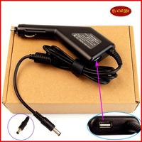 Laptop DC Power Car Adapter Charger 19V 4.74A 90W + USB Port for Toshiba PA-1900-04 PA-1900-23 PA-1900-24 ADP-90SB AB