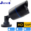 JIENU 720P HD Mini IP Camera Waterproof 24LED IR Cut Night Vision Camera P2P Smart Phone View ONVIF h.264