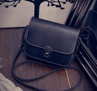2018 women Mini handbags trend messenger bags simple Korean version of women s bags