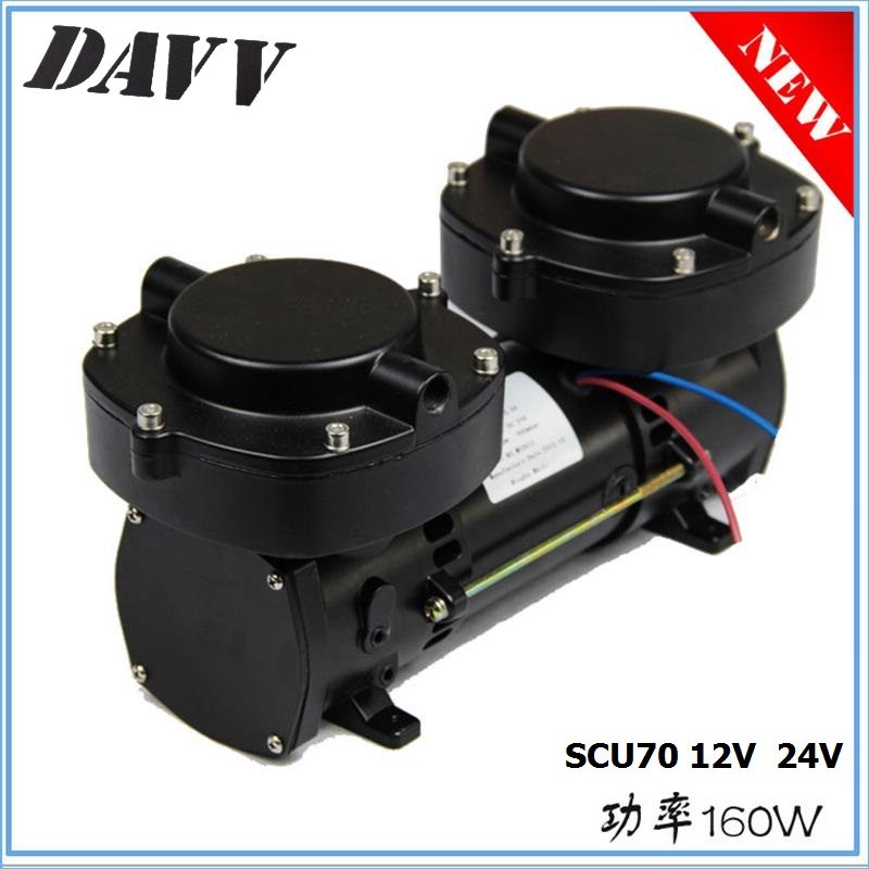 Davv Original 12v 160w Oil Free Diaphragm Electric Vacuum