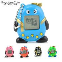2018 Tamagotchi Electronic Pets Toys 90S Nostalgic 168 Pets in One Virtual Cyber Pet Toy 6 Style Tamagochi Penguins toy(China)