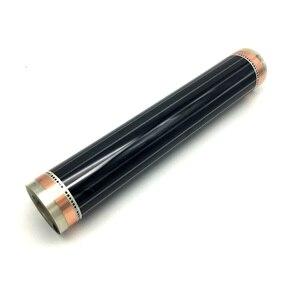 Image 4 - 16M2 Infrared karbon isıtma filmi seti PTC malzeme yerden ısıtma matı tarafından kontrol edilebilir APP wifi termoregülatör