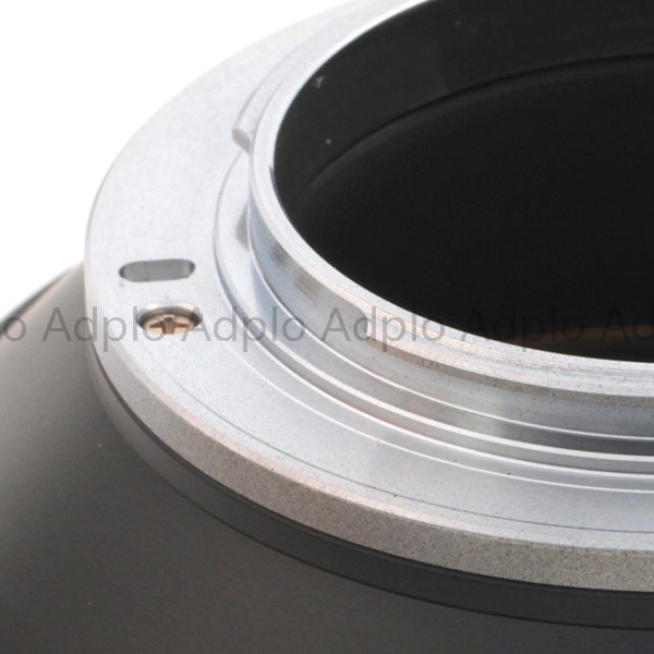 Lens adapter work for Hasselblad lens To Nikon camera adapter D5300 D3300 Df D610 D7100 D5200 D600 D3200 D800/D800E D4S D4