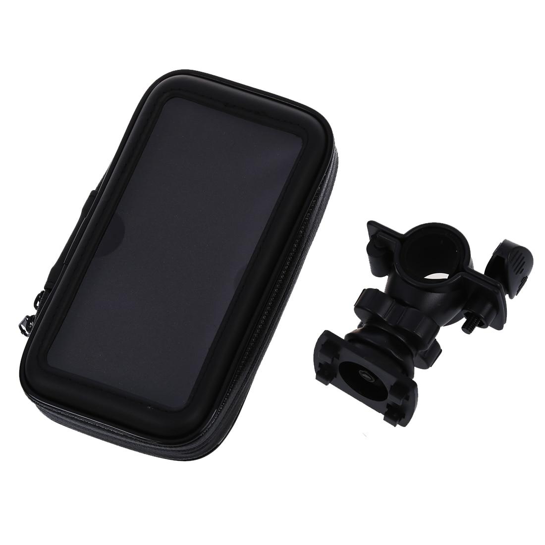 I9300 Водонепроницаемый велосипед держатель для Samsung Galaxy S3 i9300 HTC One X M7 S4 i9500 Руль управления для мотоциклов Стенд Сумка чехол, водонепроницаемы…