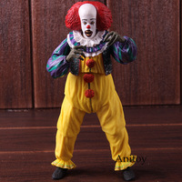 The Movie Stephen King's It the Clown Pennywise NECA Toys Action Figures Horor Dolls PVC Collectible Model Toy