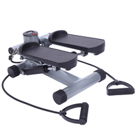 Aerobic Fitness Step Air Stair Climber Stepper Exercise Machine New Equipment Silver
