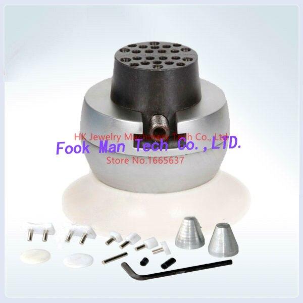 Hajet Jewelry Tools GRS Engraving Block Mini Ball Vise 5 pcs/lot