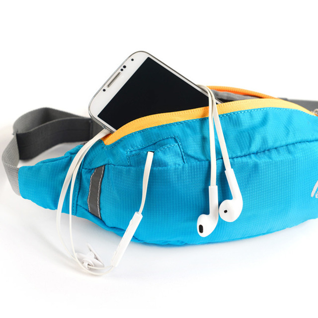 Colorful Waist Bag for Jogging
