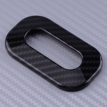 CITALL Car Styling Carbon Fiber Texture Seat Switch Button Adjust Cover Trim Fit for Jeep Grand Cherokee 2014 2015 2016 2017