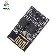 50 pces o esp 01 s esp8266 série wifi módulo industrial classe módulo sem fio de baixa potência para arduino