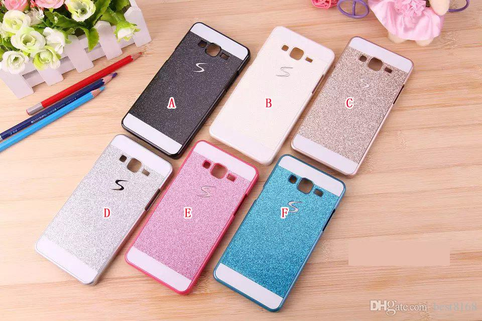 big sale 74ab0 0a6f5 US $1.88 |For Samsung Galaxy Grand Prime G530 Powder Shinny Fashion S line  Bling Glitter Hard PC Case Plastic Cases Phone cover on Aliexpress.com | ...