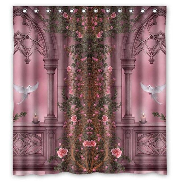 Duiven Fantasie Romantische Bokeh Stemming Custom Design Waterdicht ...