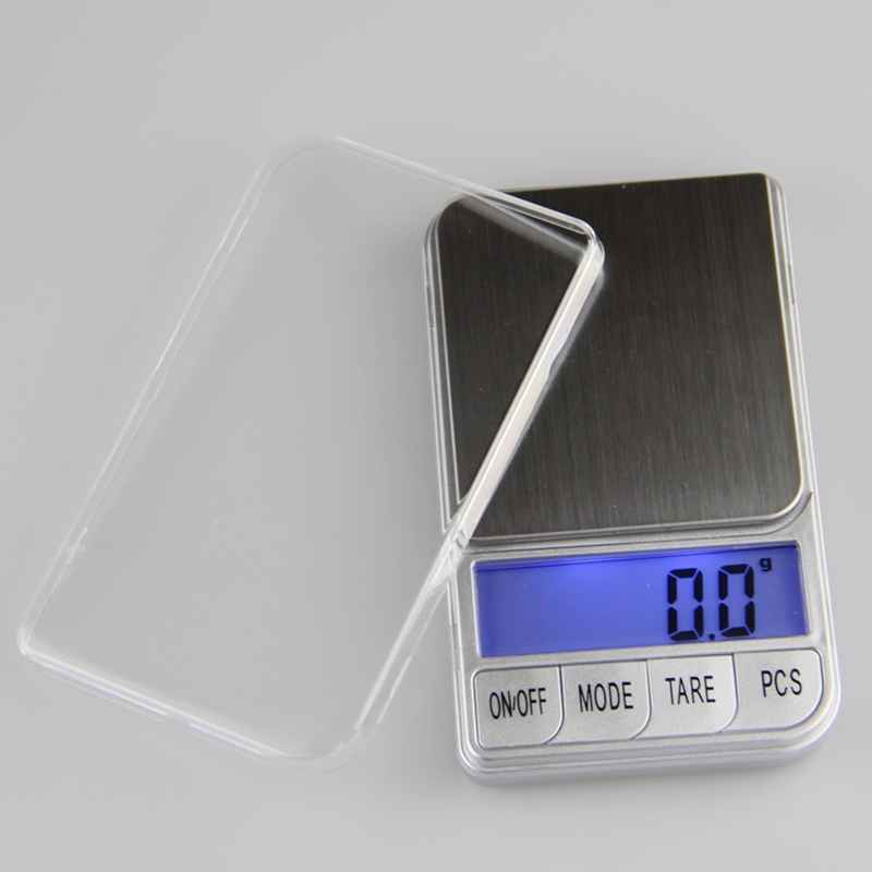 0 1g x 2000g Mini Electronic Digital Pocket Scals 2kg Jewerlry Gram Scale Kitchen Food Weight