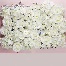 Têtes de roses artificielles en soie, 25 pièces, fausses fleurs, pour décorer un hôtel, un Bouquet de fleurs pour un mariage