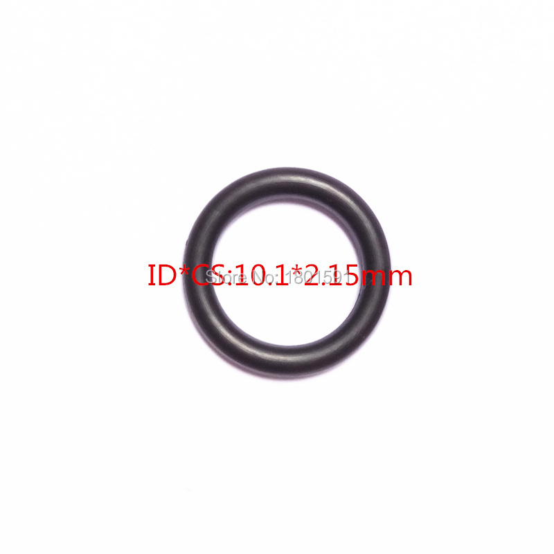 20Pieces Fuel injector viton oring seals 10.1*2.1mm for