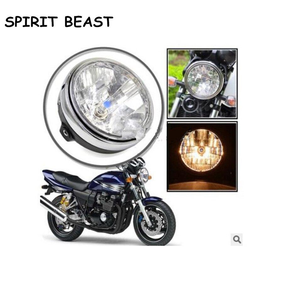 Linterna de la motocicleta Conversión de Faros de La Motocicleta CB Serie Faros