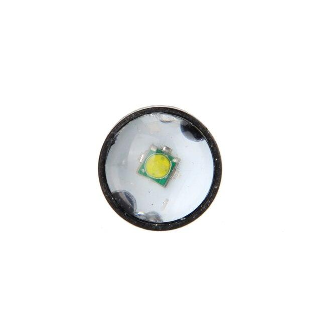 Ampoule inversée sans erreur | 1 paire de lampes inversée, ampoule de secours, blanc, lumière de queue chaude, 1156 P21W # S BA15S