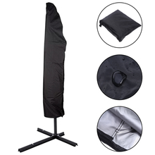 Multi-protection Parasol Umbrella Cover Outdoor Garden Waterproof Dustproof Storage Bags Home Organization