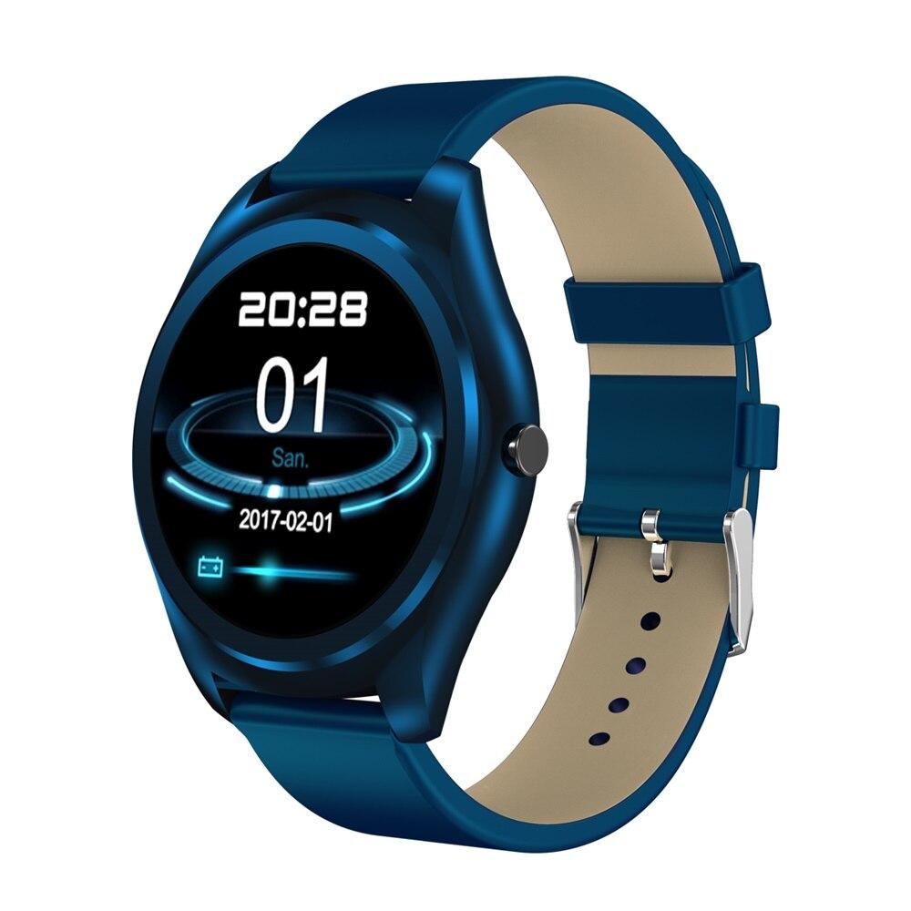 696 bracelet de remplacement en cuir bracelet de montre bracelet pour Q8 N3 Pro montre intelligente