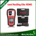 Autel MD802 Scan Tool Autel Maxidiag Elite MD802 All System Reads and Clears Codes Code Reader