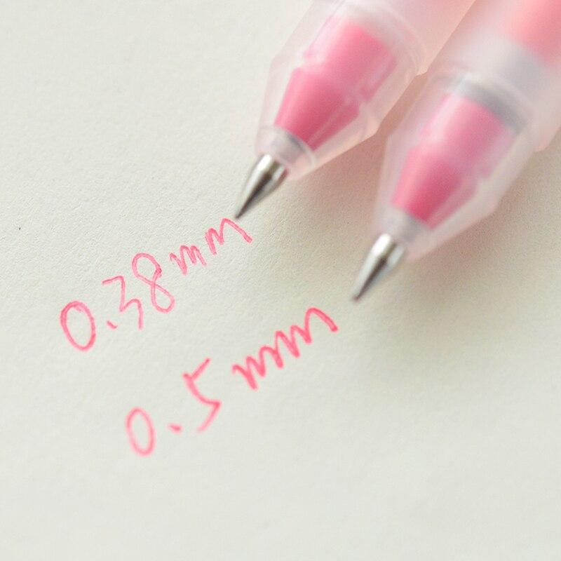 Canetas Gel de tinta gel 5 pcs Modelo Número : 526973150324